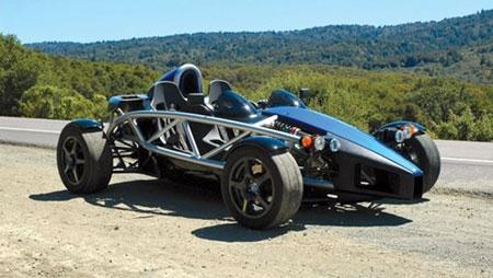 10 mẫu xe hơi điện nhanh nhất thế giới - 3