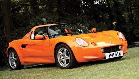 10 mẫu xe hơi điện nhanh nhất thế giới - 8