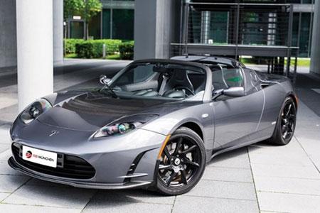 10 mẫu xe hơi điện nhanh nhất thế giới - 9