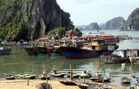 """Quảng Ninh cấm nhà nghỉ, khách sạn """"chặt chém"""" du khách mắc kẹt do bão"""