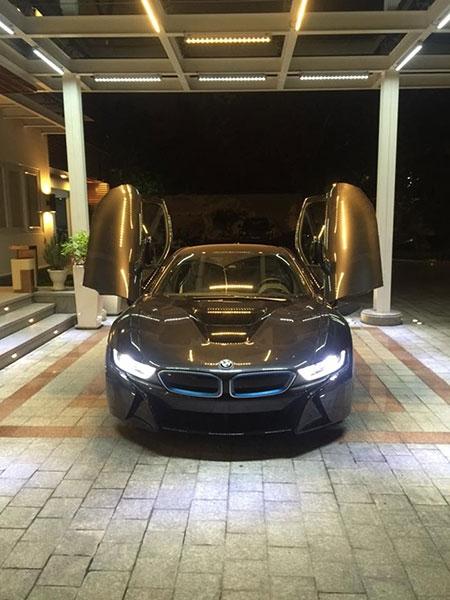 """BST siêu xe """"khủng, độc"""" 100 tỷ đồng của chồng đại gia Midu - 8"""