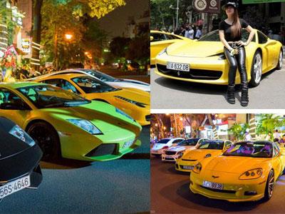 Bà chủ cafe 8X Sài thành chơi siêu xe ngang cơ thiếu gia Phan Thành