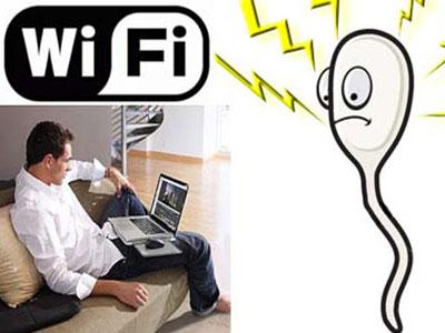 Sóng WiFi giết chết tinh trùng, ngăn cản trứng thụ thai