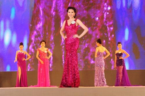 Hoa khôi ĐBSCL 2015: Người đẹp Nguyễn Thị Lệ Nam Em đăng quang - 1