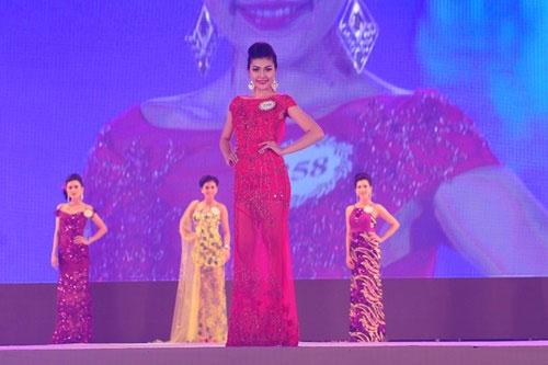 Hoa khôi ĐBSCL 2015: Người đẹp Nguyễn Thị Lệ Nam Em đăng quang - 2