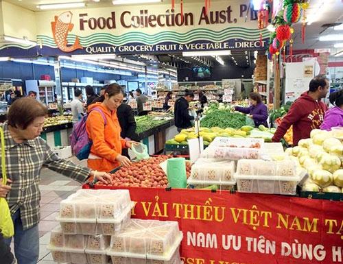 300 kg vải Việt bán lẻ hết sau 1 giờ tại Australia - 2