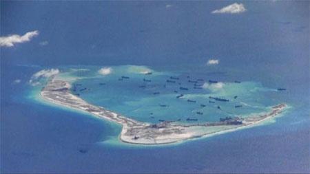 Trung Quốc cưỡng chế Biển Đông, Mỹ sẽ không đứng nhìn