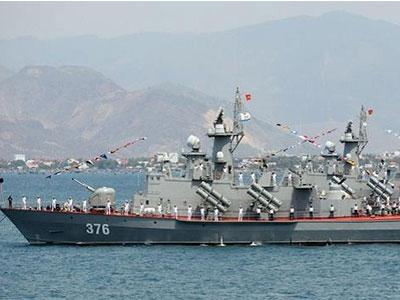 Nga mong Việt Nam ký đóng thêm tàu tên lửa Molniya?