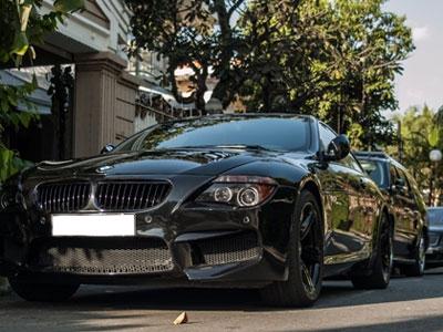BMW M6 độ hơn 600 mã lực của đại gia Sài thành
