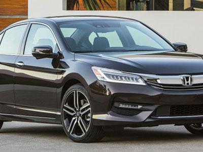 Honda Accord 2016 chính thức trình làng