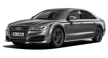 Audi A8 phiên bản giới hạn giá 113.000 USD