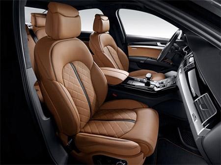 Audi A8 phiên bản giới hạn giá 113.000 USD - 1
