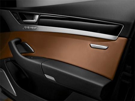 Audi A8 phiên bản giới hạn giá 113.000 USD - 5