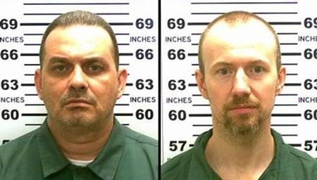 Nữ nhân viên nhà tù New York tiết lộ mối tình với kẻ vượt ngục - 1