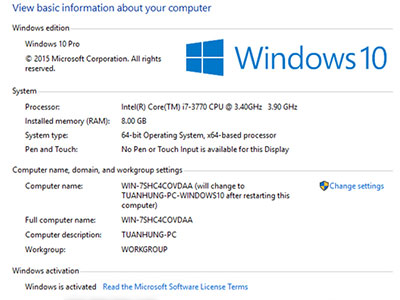 Nhiều người dùng thử Windows 10 vẫn được nâng cấp miễn phí