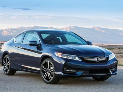 Honda Accord Coupe 2016 chính thức trình làng
