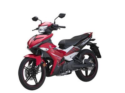 Yamaha Exciter 150 tại Malaysia có màu sơn mới