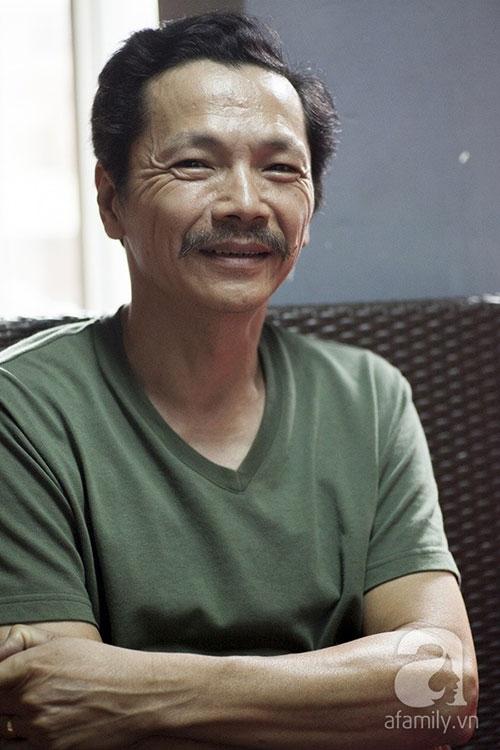 """Cuộc đời người đàn ông """"khắc khổ"""" nhẵn mặt trên phim Việt"""