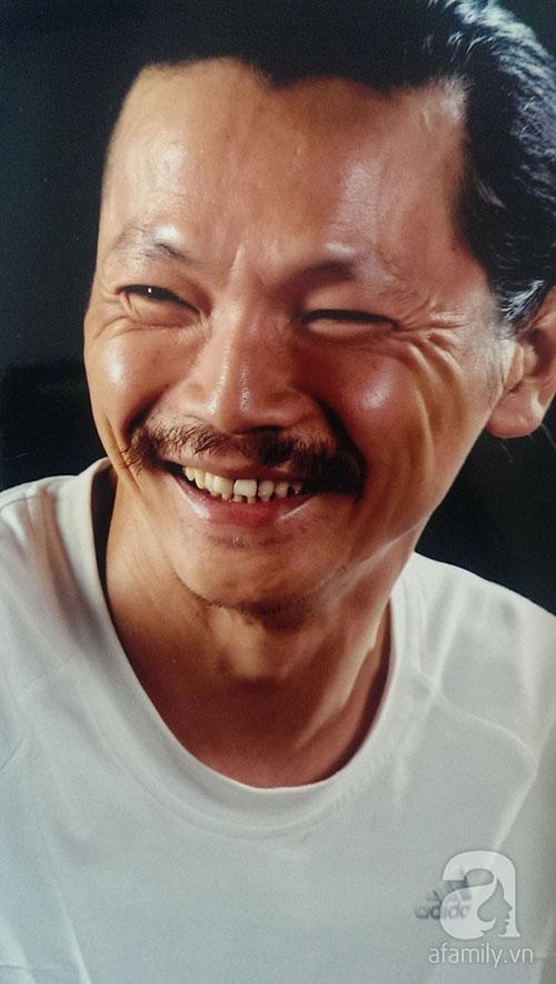 """Cuộc đời người đàn ông """"khắc khổ"""" nhẵn mặt trên phim Việt - 1"""
