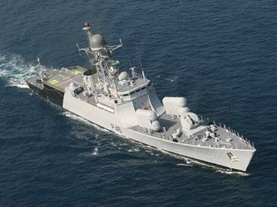 [INFOGRAPHIC] Tàu tên lửa Ấn Độ lỡ hẹn với Hải quân Việt Nam