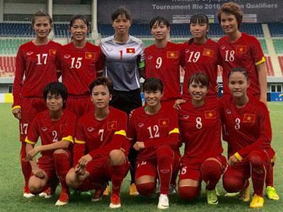 16g hôm nay (22-9): Đội nữ Việt Nam quyết đấu với Thái Lan