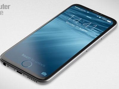 iPhone 7 có thể chống nước, không dùng vỏ kim loại