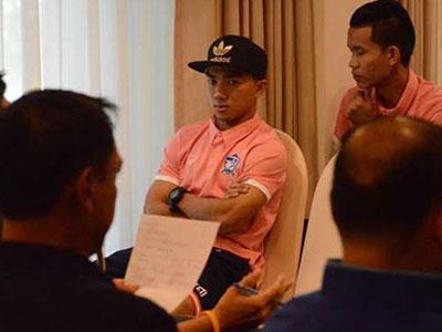 Thái Lan tập hợp đội hình, muốn đánh bại ĐTVN