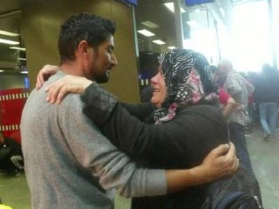 Cảm động hành trình 2.100 km tìm con của người mẹ tị nạn Syria