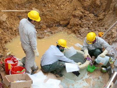 Hà Nội đề xuất chi 860 tỷ làm đường ống khẩn cấp dẫn nước sông Đà
