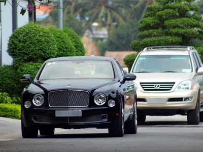 Chính phủ đề xuất tăng gấp đôi thuế tiêu thụ đặc biệt với xe sang