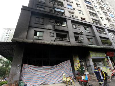Hà Nội kiểm tra phòng cháy tất cả tòa nhà khu đô thị Xa La