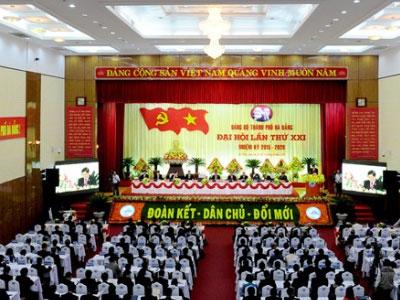 Đà Nẵng tưởng niệm ông Bá Thanh ở đại hội Đảng bộ