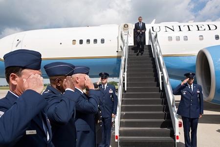 Không lực Một tỷ đô tương lai của tổng thống Mỹ