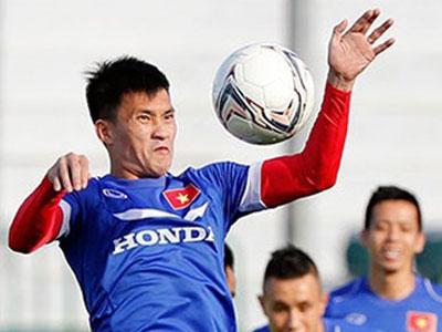 Đội bóng Thái Lan muốn mua Công Vinh