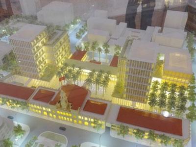 TP HCM sẽ có trung tâm hành chính rộng 18.000 m2