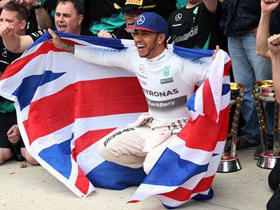 Lewis Hamilton và những con số về kẻ thống trị F1 đương đại