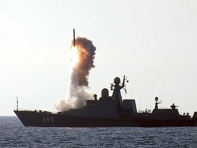 Molniya 1241.8 VN sẽ được trang bị tên lửa Uran bản đối đất?