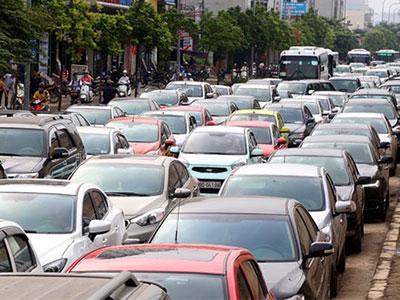 Áp thuế tiêu thụ đặc biệt kiểu mới với ôtô nhập khẩu từ 2016