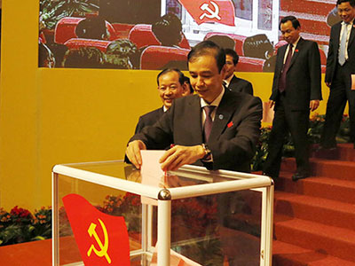 Hà Nội không bầu Bí thư Thành ủy