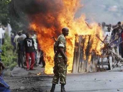 Burundi: Xả súng tại quán bar khiến 7 người thiệt mạng