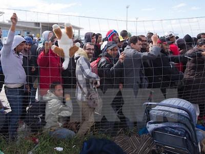 Đức: Biểu tình lớn phản đối chính sách nhập cư của chính phủ