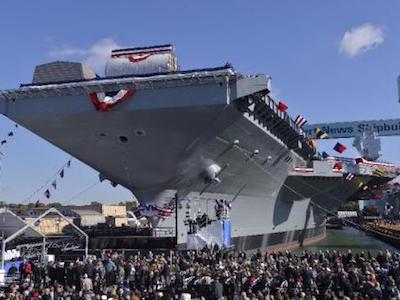 Mỹ vận động đưa tàu sân bay chốt ở Vịnh Ba Tư