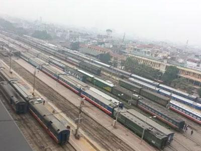 Biệt phái Đại tá công an làm Phó tổng Giám đốc đường sắt Việt Nam