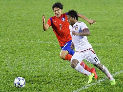 Sau Thái Lan, Myanmar lộ chân tướng là đội bóng