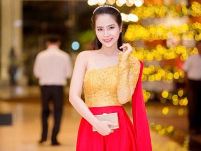 Nữ hoàng du lịch Dương Kim Ánh kiêu sa, lộng lẫy như nữ thần