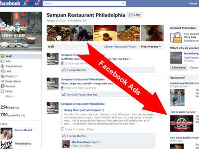 Tại sao Facebook quảng cáo đúng những gì bạn đang tìm kiếm