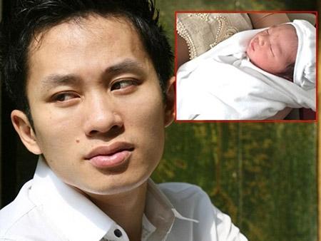 Tùng Dương chia sẻ cảm xúc lần đầu làm bố
