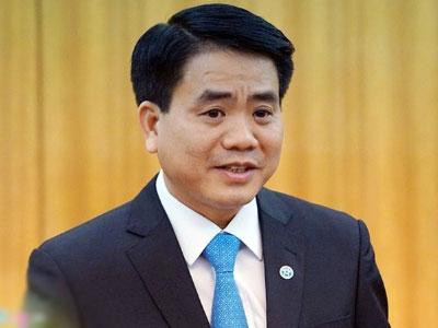 Chủ tịch Hà Nội đề xuất hạn chế phương tiện cá nhân