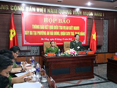 Vụ nổ súng ở Đà Nẵng: Người Trung Quốc thanh toán nhau do mâu thuẫn làm ăn