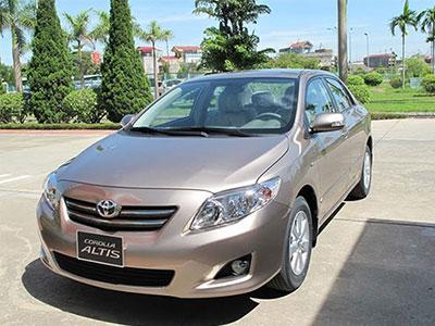 Toyota Việt Nam triệu hồi Vios, Altis, Yaris để sửa lỗi